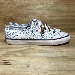 Sperry Top-Sider Seacoast Fish Circle Shoes